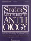 Image for The singer's musical theatre anthologyVolume 3: Soprano