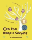 Image for Can You Keep a Secret? 4 : Counting Rhymes