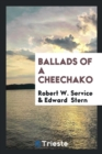 Image for Ballads of a Cheechako