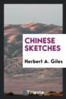 Image for Chinese Sketches