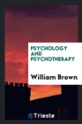 Image for Psychology and Psychotherapy