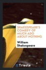 Image for Shakespeare's Comedy of Much ADO about Nothing