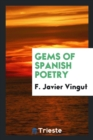 Image for Gems of Spanish Poetry