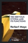 Image for The Nervous System and Its Functions