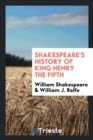 Image for Shakespeare's History of King Henry the Fifth