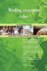 Image for Binding Corporate Rules a Complete Guide