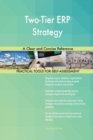 Image for Two-Tier Erp Strategy a Clear and Concise Reference