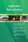 Image for Application Rationalization a Clear and Concise Reference