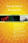 Image for Security Device Management a Complete Guide