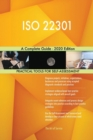 Image for ISO 22301 A Complete Guide - 2020 Edition