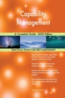 Image for Capability Management A Complete Guide - 2020 Edition