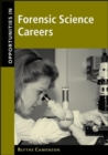 Image for Opportunities in Forensic Science Careers