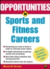 Image for Opportunities in sports and fitness careers