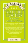 Image for Careers for Nature Lovers & Other Outdoor Types