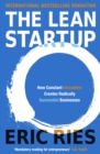 Image for The lean startup  : how constant innovation creates radically successful businesses