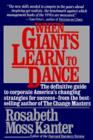 Image for When giants learn to dance