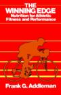 Image for Winning Edge : Nutrition for Athletic Fitness and Performance