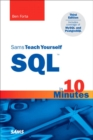 Image for Sams teach yourself SQL in 10 minutes