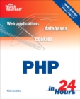 Image for Sams teach yourself PHP in 24 hours