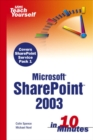 Image for SharePoint 2003 in 10 minutes