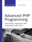 Image for Advanced PHP programming  : developing large-scale Web applications with PHP 5
