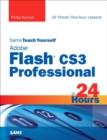 Image for Sams teach yourself Adobe Flash CS3 Professional in 24 hours