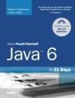 Image for Sams teach yourself Java 6 in 21 days