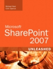 Image for Microsoft SharePoint 2007 Unleashed