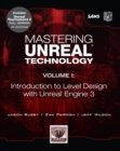 Image for Mastering Unreal technologyVolume 1,: Introduction to level design with Unreal Engine 3
