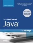 Image for Sams teach yourself Java in 21 days