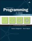 Image for Introduction to programming in Java  : an interdisciplinary approach
