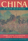 Image for China  : a new history