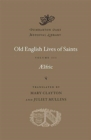 Image for Old English Lives of Saints, Volume III
