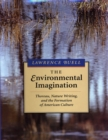 Image for Environmental Imagination: Thoreau, Nature Writing, and the Formation of American Culture