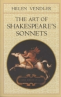 Image for The art of Shakespeare's sonnets