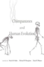 Image for Chimpanzees and Human Evolution