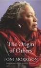 Image for The origin of others