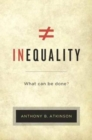 Image for Inequality : What Can Be Done?