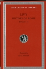 Image for History of Rome, Volume II : Books 3-4