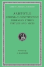 Image for The Athenian constitution  : The Eudemian ethics