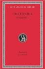 Image for Lives of the Caesars, Volume II : Claudius. Nero. Galba, Otho, and Vitellius. Vespasian. Titus, Domitian. Lives of Illustrious Men: Grammarians and Rhetoricians. Poets