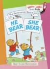 Image for He Bear, She Bear