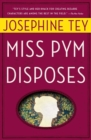 Image for Miss Pym Disposes