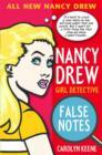 Image for False notes