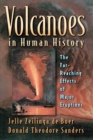Image for Volcanoes in human history  : the far-reaching effects of major eruptions