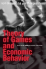 Image for Theory of games and economic behavior