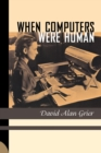 Image for When computers were human