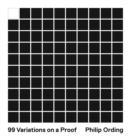 Image for 99 variations on a proof