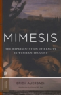 Image for Mimesis  : the representation of reality in western literature