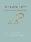 Image for Kierkegaard's journals and notebooksVolume 8,: Journals NB21-NB25